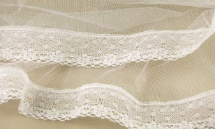 Close up of Torchon Lace