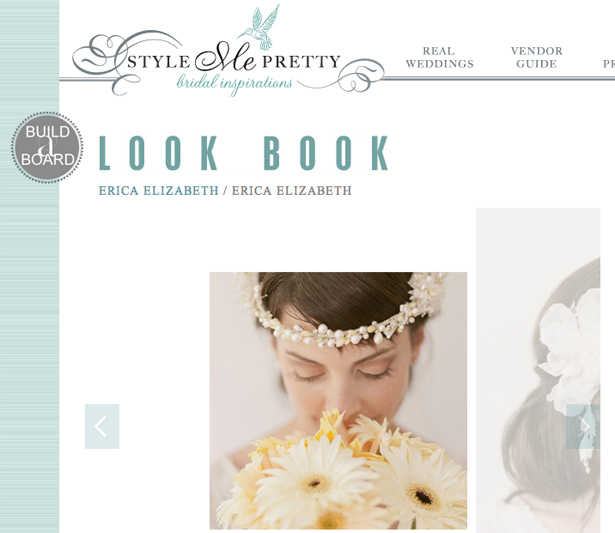 Style Me Pretty Look Book