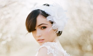 Juliette Alencon Lace Head Wrap