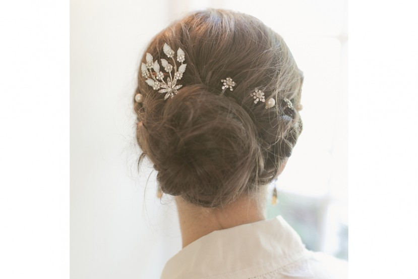 FANCY HAIR PINS