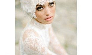 Folly shoot Chantilly lace head wrap