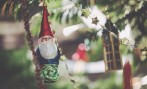 gnome ornament