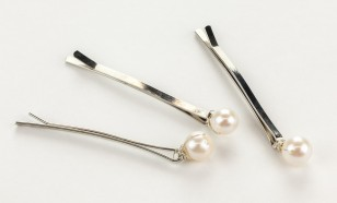 Freshwater Pearl bobby pins