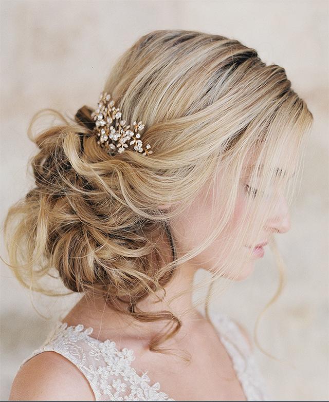 Woodland Star hair pins