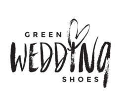 MUSE COLLECTIONS ON GREEN WEDDING SHOES