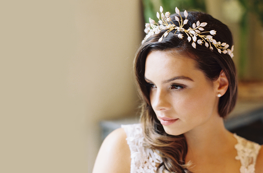 MAVEN ENAMEL SPRING WILDFLOWER CROWN